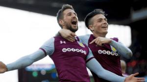 Aston Villa Enter Automatic Spots After Derby Win