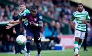 Yeovil Town 0 – 1 Aston Villa: Hourihane Involved Again
