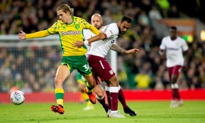 Norwich City 2 – 1 Aston Villa: Lack of Energy Shows