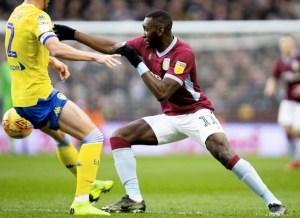 Aston Villa 2 – 3 Leeds United: Losing Ground