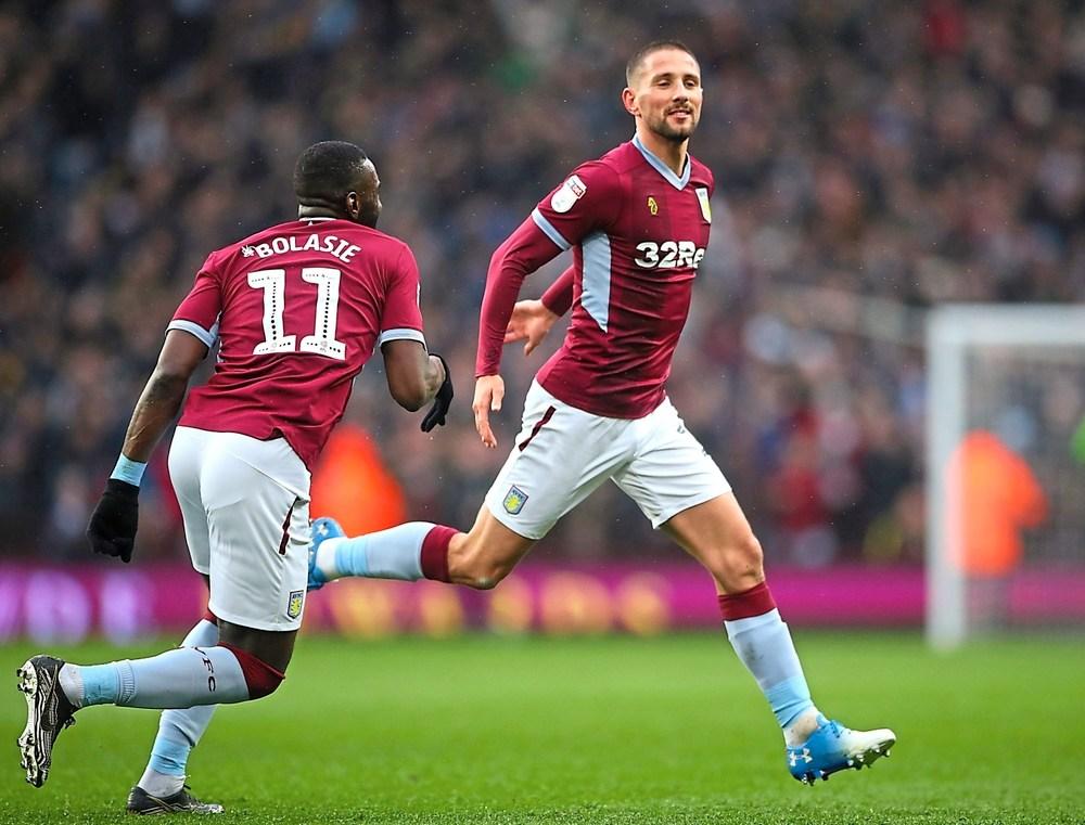 Conor Hourihane Aston Villa Deserves Plaudits