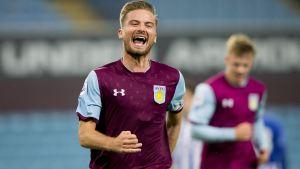 Jordan Lyden Confirms Departure from Aston Villa via Instagram Post