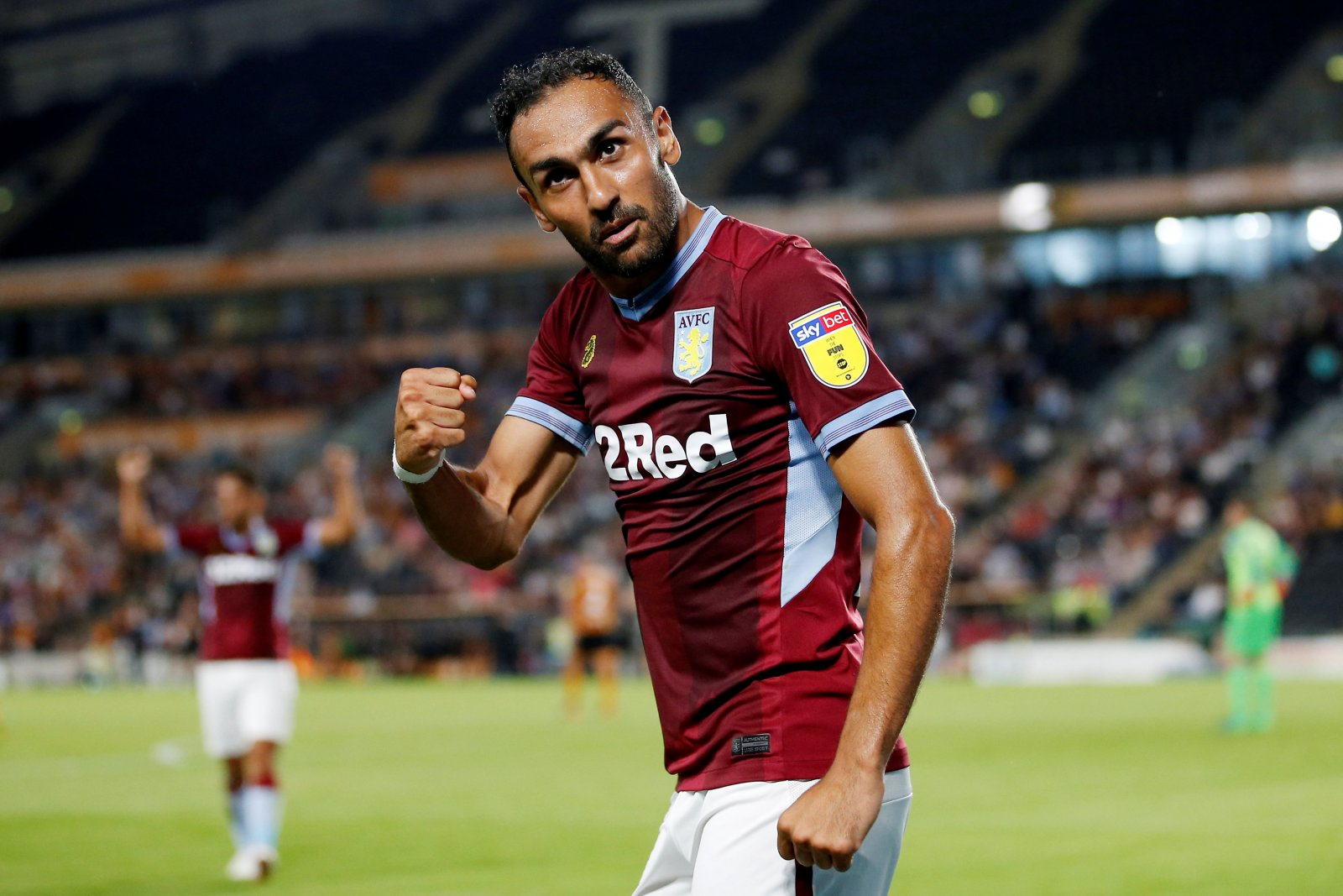 Ahmed Elmohamady Consistent Player for Aston Villa