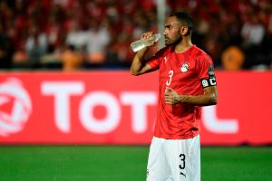 Ahmed Elmohamady Captains Egypt in AFCON Opener Win