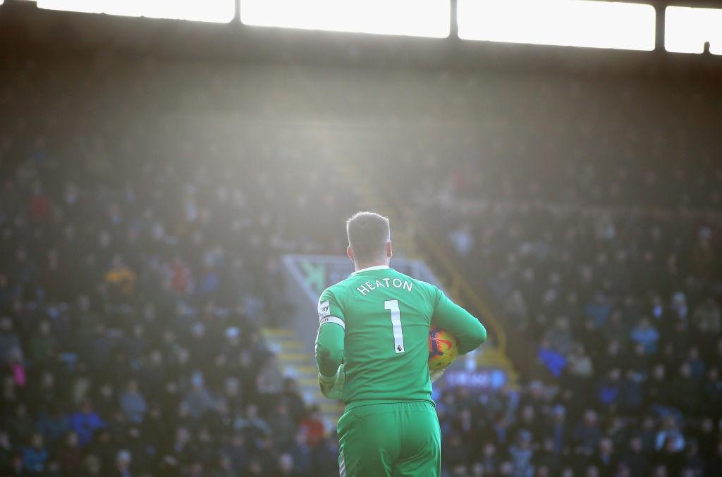 Tom Heaton Aston Villa Link