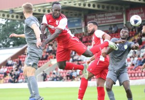 Pre-Season: Kidderminster Harriers 3 – 1 Aston Villa XI
