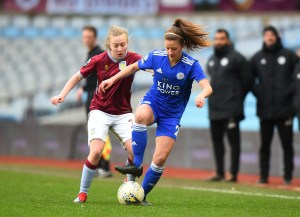 Ella Franklin-Fraiture joins Aston Villa Women in Second Leicester Swoop