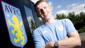 Targett Acquired: Aston Villa Confirm Signing of Defender