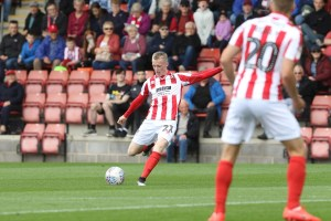 Jake Doyle-Hayes earning plaudits and 'Xavi' nickname at Cheltenham Town