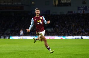 Grealish screamer earns precious point against Brighton