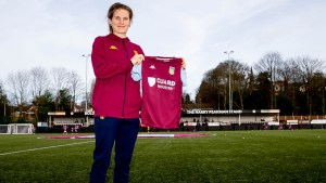 Maierhofer a sign of the times for Aston Villa Women