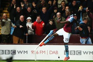 My favourite game at Villa Park: Aston Villa 6 – 1 Sunderland (2013)