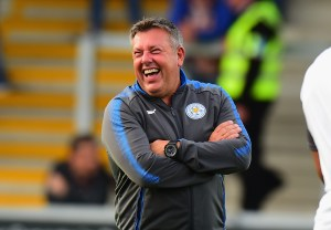 Craig Shakespeare joins as Assistant; Terry to remain