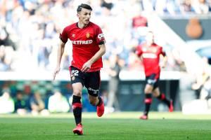 Aston Villa enquire about Mallorca's Ante Budimir