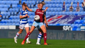 Aston Villa Women struggle to find feet in final third against Reading