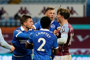 One of 'those days' as Aston Villa falter against Brighton & Hove Albion
