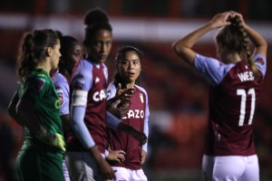Stop-start nature of Aston Villa Women's season could be a detriment