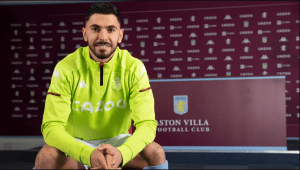 Aston Villa confirm signing of 'warrior' Morgan Sanson