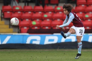 Iwabuchi screamer sets Aston Villa Women on course for win against Spurs