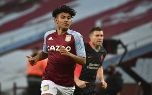 Who's the 'next in line' from Aston Villa's academy?