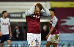 Aston Villa frustrating as Spurs take three points