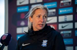 Carla Ward named as new Aston Villa Women manager