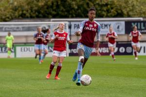 Aston Villa Women stay up with resilient performance against Arsenal