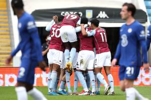 Aston Villa finish season strongly as they dismiss Chelsea at Villa Park