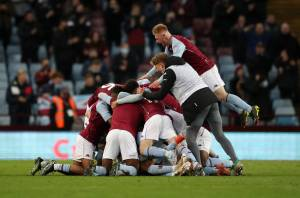 Aston Villa Under 18's emerge victorious in FA Youth Cup!