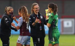 Shock as popular Head Coach Gemma Davies departs Aston Villa Women