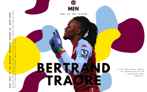 Our Goal of the Season: Bertrand Traore (vs. West Brom)