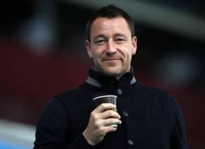 John Terry says a fond farewell to Aston Villa