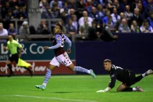 Cameron Archer the hat-trick hero as Aston Villa slide six past Barrow