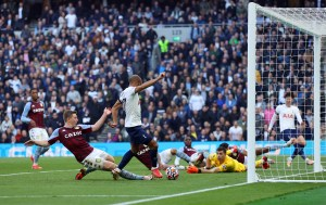 Aston Villa sloppy as Tottenham come out on top