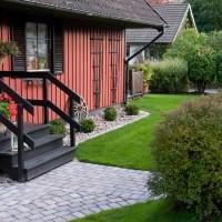 Mitt hem och trädgård
