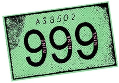 999 logo 1
