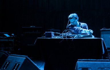 Auxpan, Iceland airwaves festival 2014 day 3, Harpa, Reykjavik