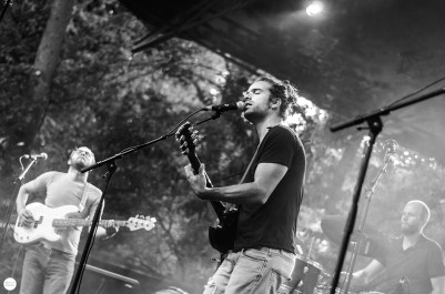 Nightman live 2016 OLT Rivierenhof Antwerp © Caroline Vandekerckhove