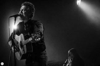 Glen Hansard live 2016 De Roma Antwerp Didn't he ramble tour © Caroline Vandekerckhove