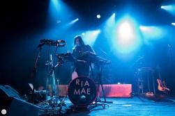 Ria Mae opening for Tegan and Sara live 2017 Trix Antwerpen / Antwerp © Caroline Vandekerckhove