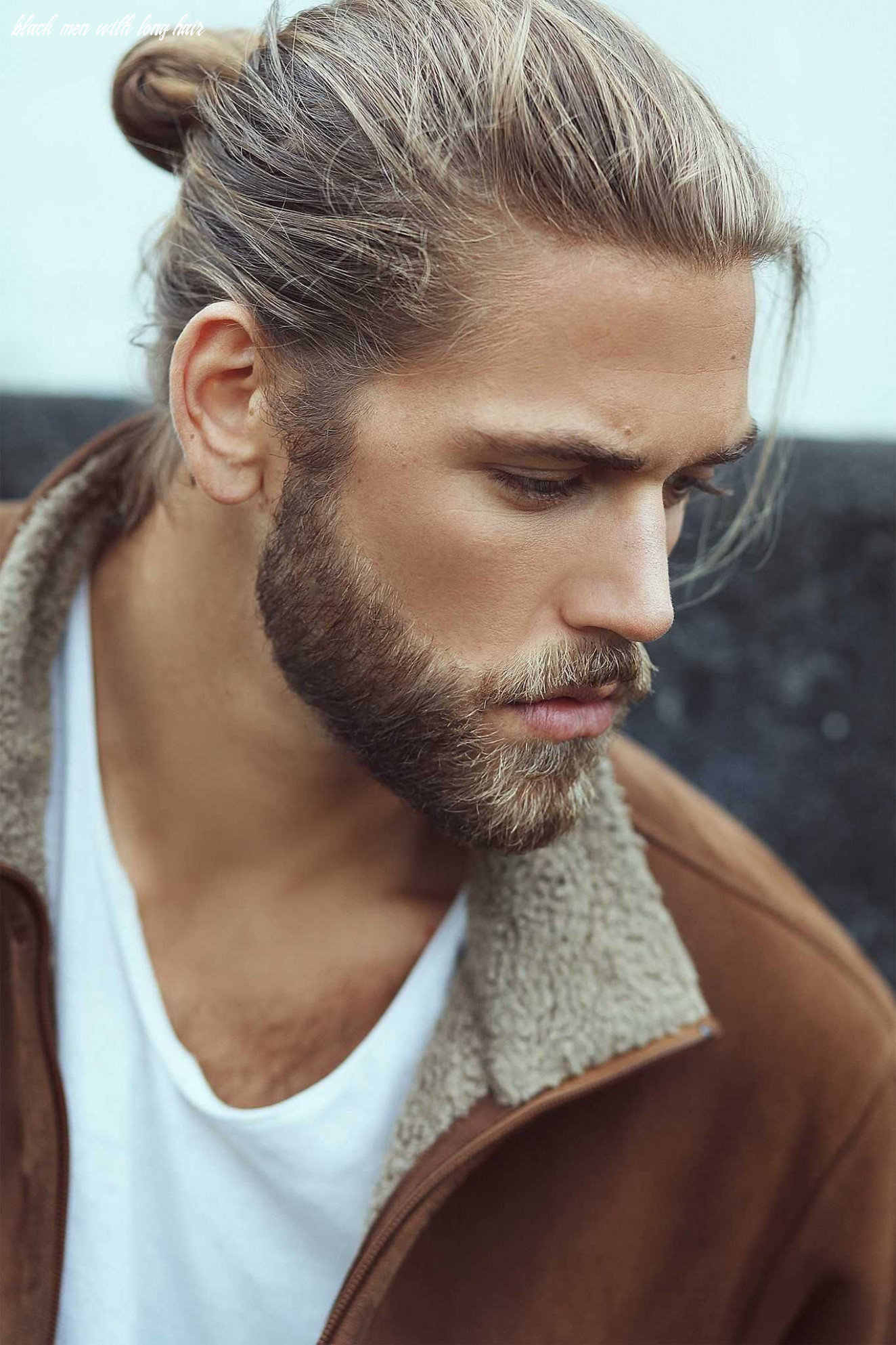 10+ Macho Hairstyles for Men with Long Hair (mit Bildern) | Coole ...