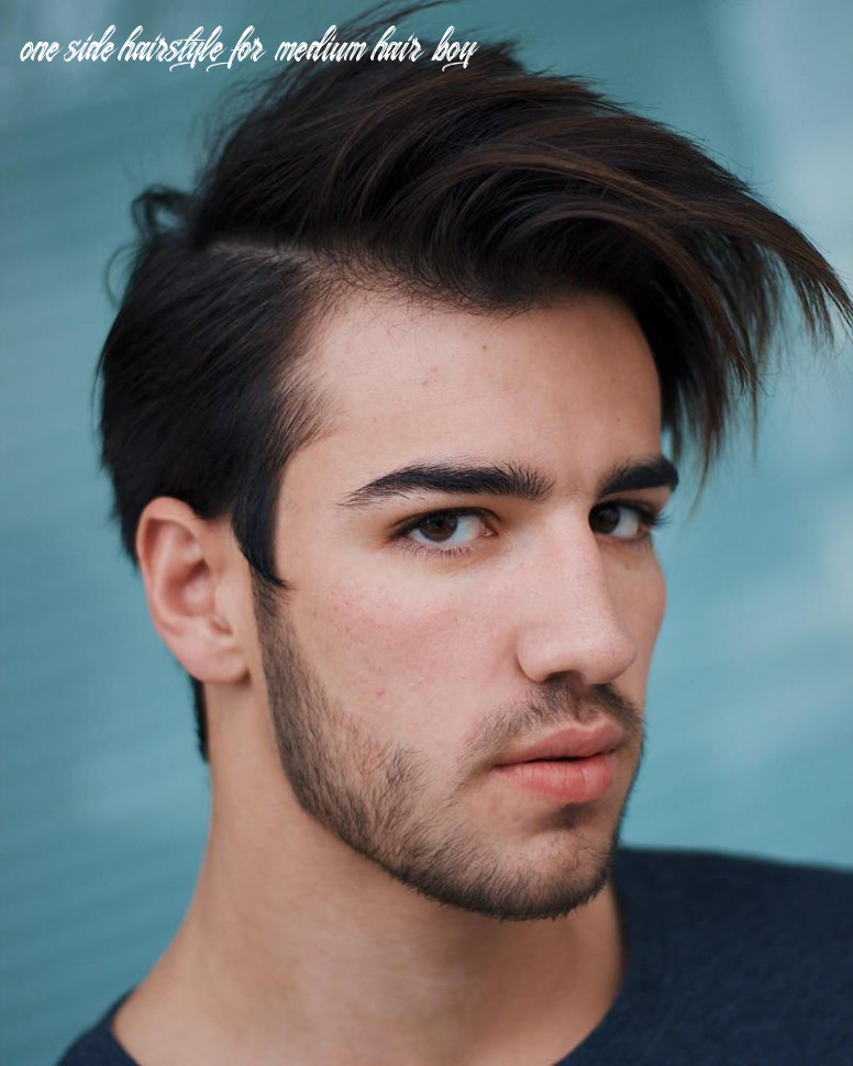 10+ Medium Hair Cuts For Men That Won't Have You Looking a Mess
