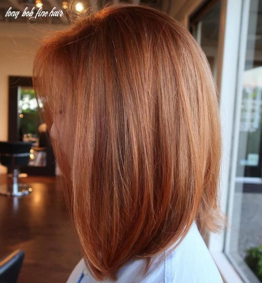 10 On-Trend Bob Haircuts for Fine Hair in 10 (With images ...
