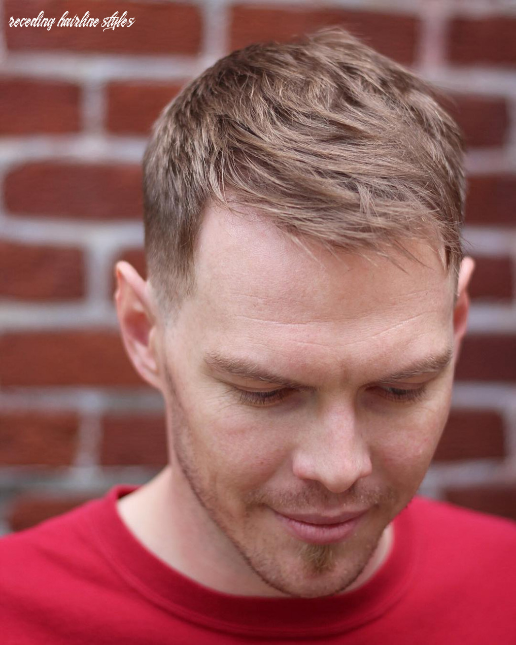 10+ Receding Hairline Haircuts That Look Great + Conceal Hair Loss