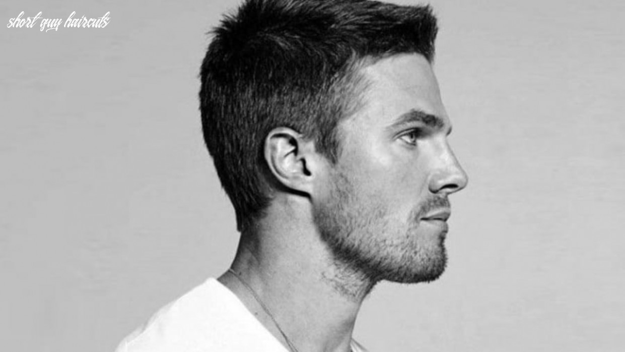 10+ Short Haircuts & Hairstyle Tips for Men   Man of Many