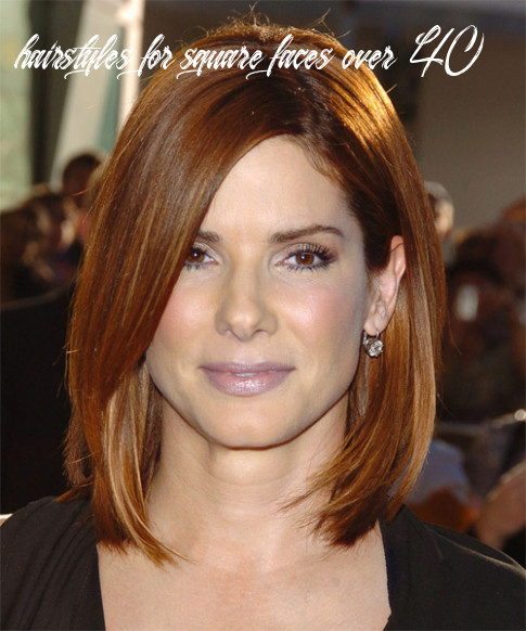 11 Best Hairstyles for Square Faces Rounding the Angles