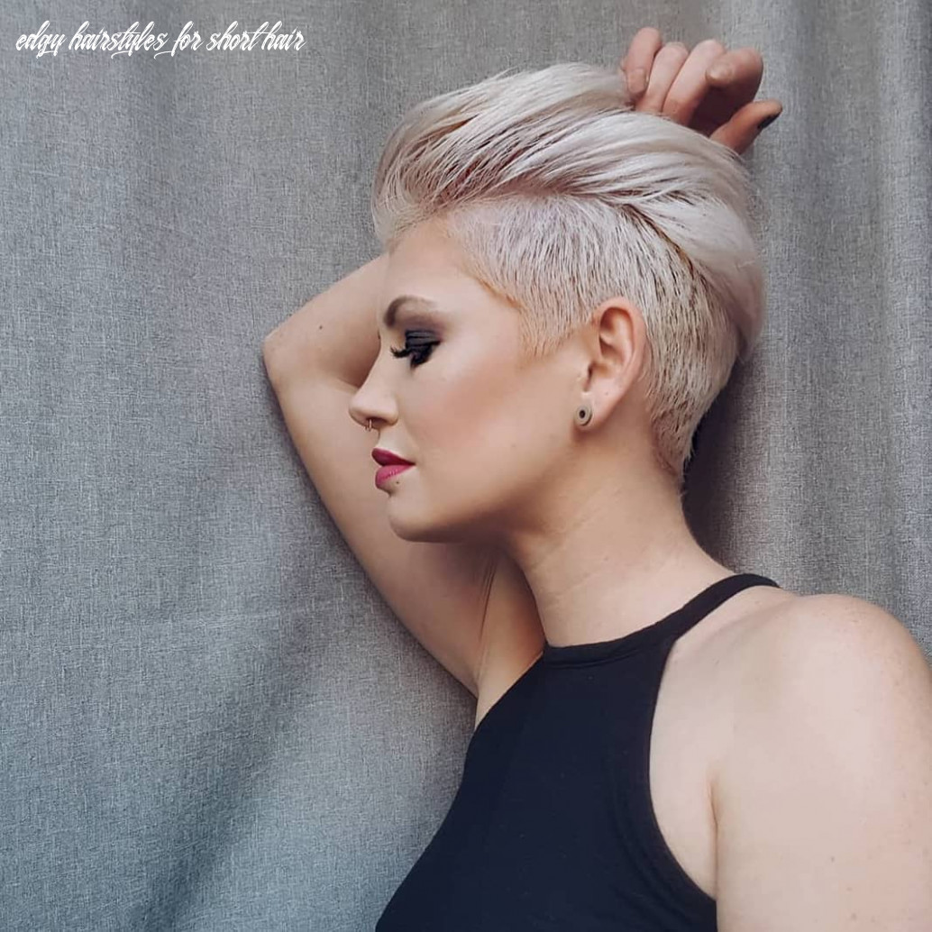 11 Edgy Pixie Haircuts for Women, Best Short Hairstyles 11