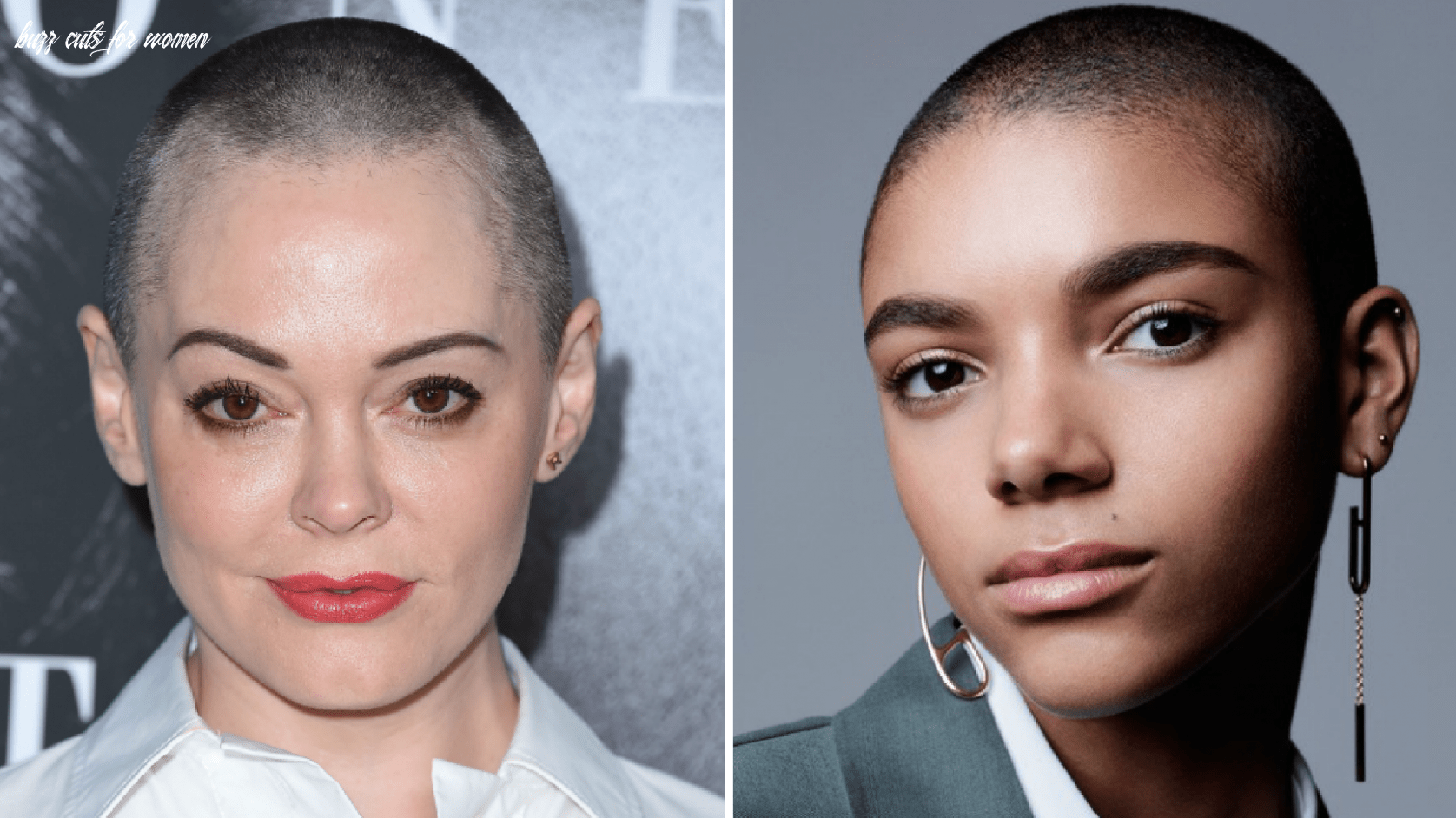 11 Women With Buzz Cuts Share Why They Shave Their Heads   Allure