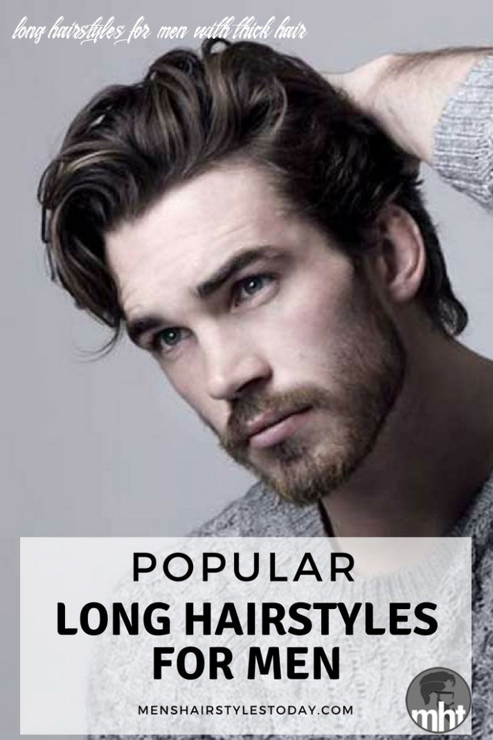12 Best Long Hairstyles For Men + Cool Haircuts For Long Hair ...