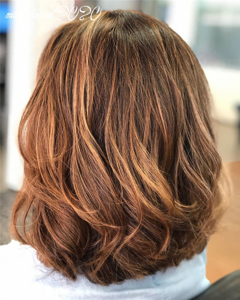 12 Most Trending Medium Haircuts for Women 12 - Page 12 of 12 ...
